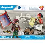 Playmobil 70761 Play & Give Ήρωες 1821